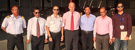 First Part 147 B2 Robinson R66 and Engine Type Training Course in Dhaka, Bangladesh